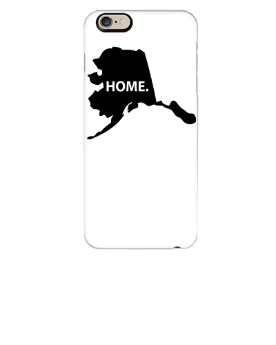 alaska - iphone 6 Case