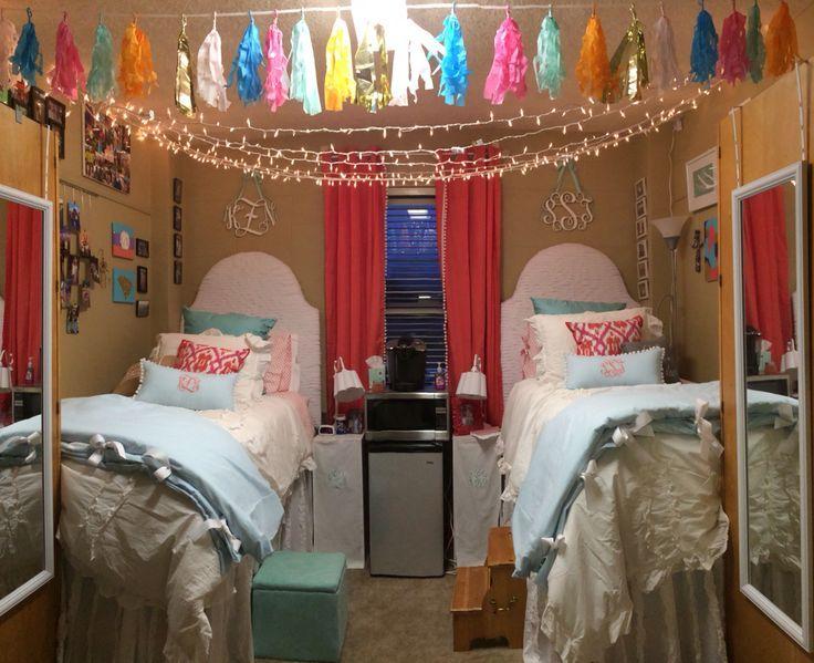 Sarah Kelly S Ole Miss Crosby Dorm Room