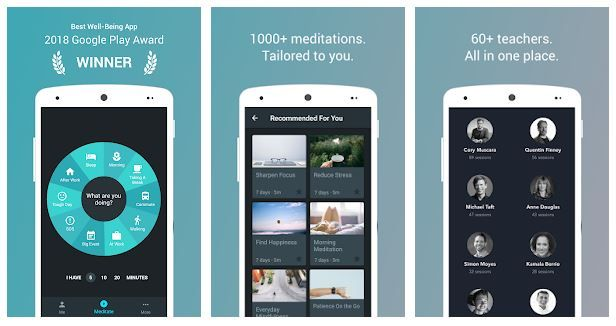 Learn to meditate for free with these apps Learn to