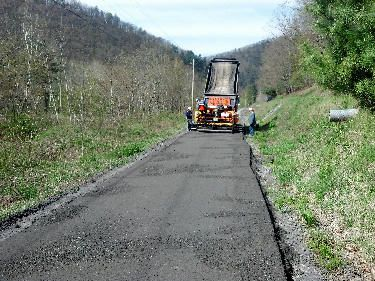 Images Of Rail Trails Pine Creek Rail Trail Dcnr Used A Paver