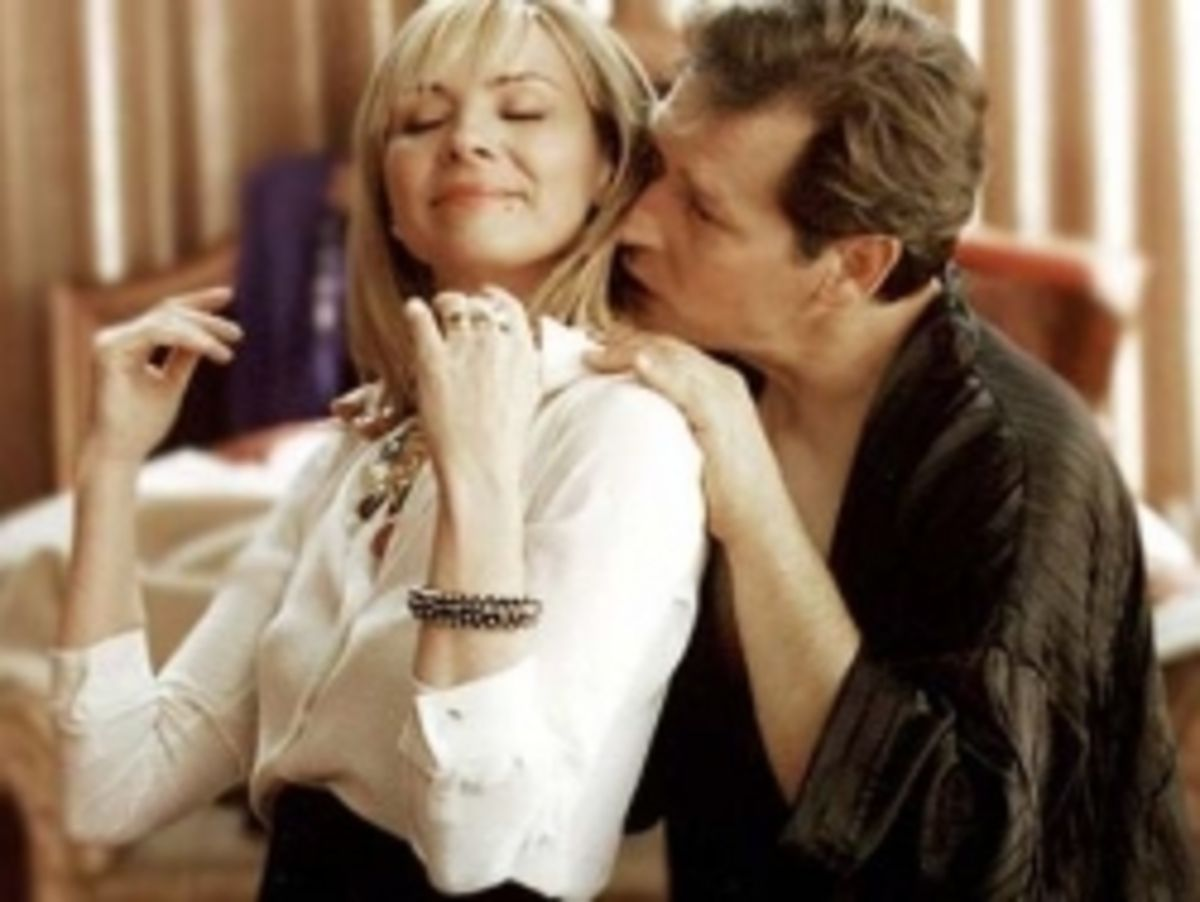 The Implications Of A Compliment Samantha Jones Celebrity Moms