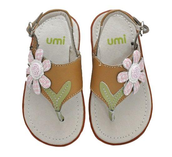 Zapatos multicolor Umi infantiles EO73qgl8A