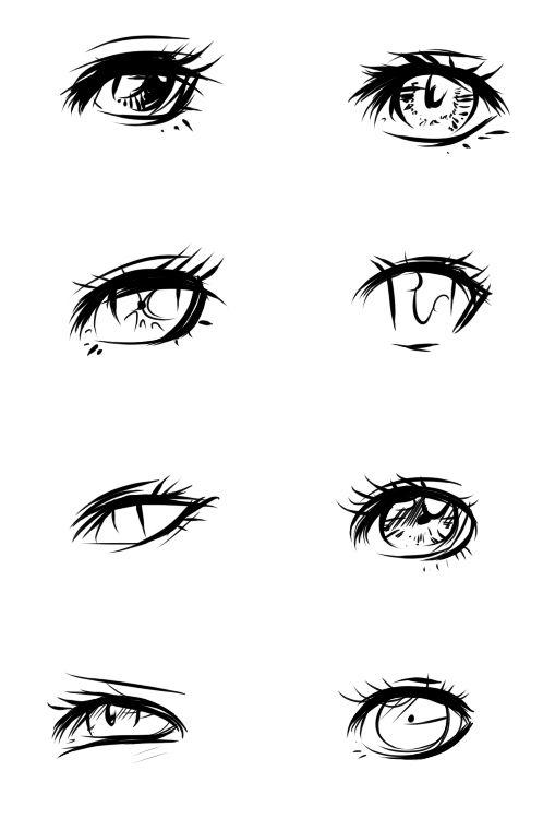 403 Forbidden Types Of Eyes Drawings Eye Tutorial
