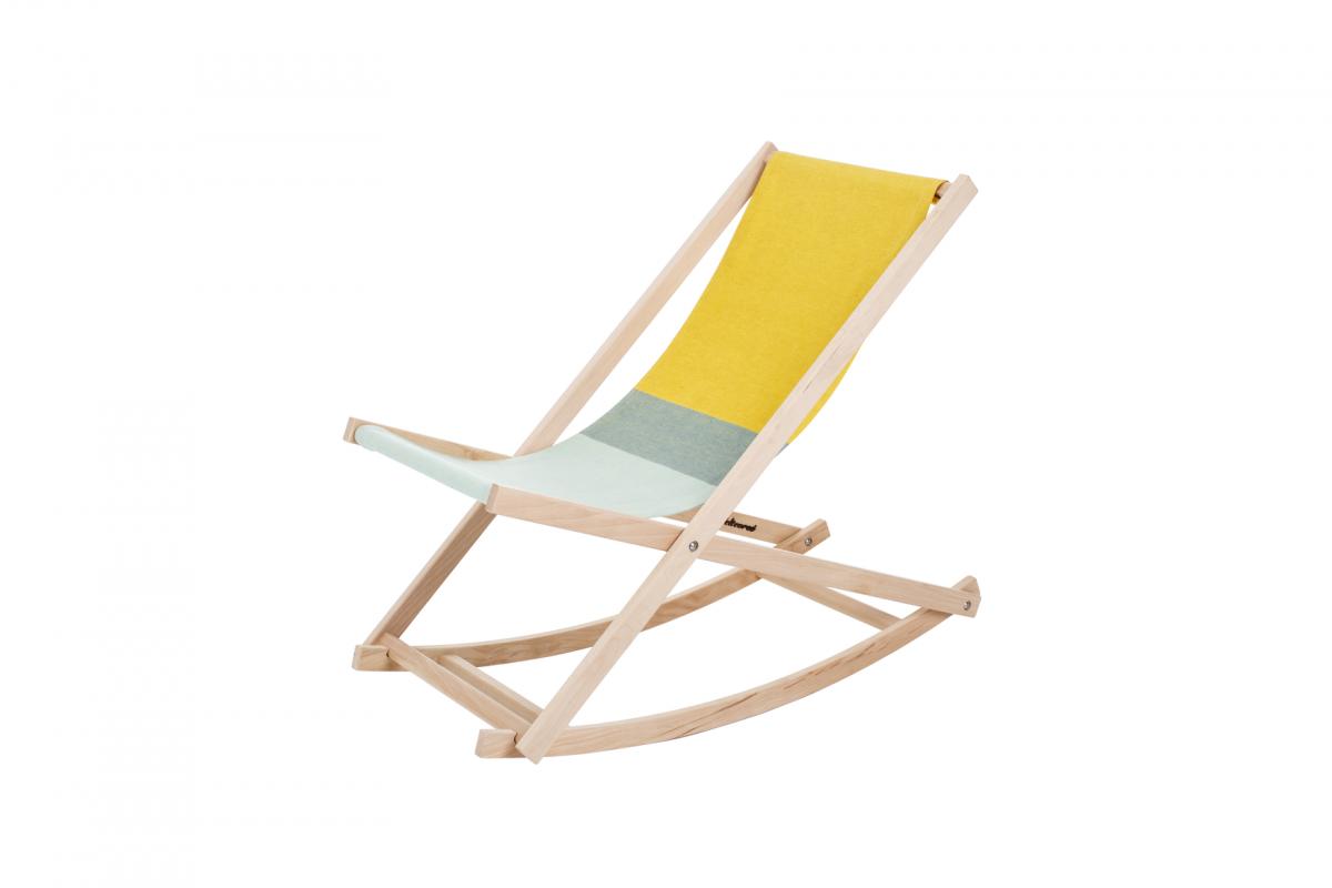Stof voor tuinmeubilair fauteuil ventura stof groen leen bakker