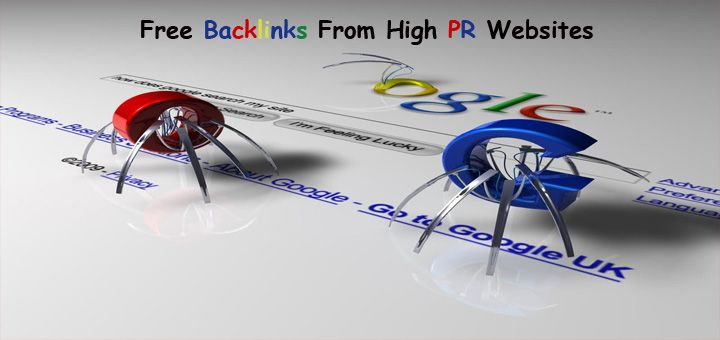 How To Get High PR Dofollow Backlinks Free PR9, PR8, PR7, PR6, PR5 #SEO tips