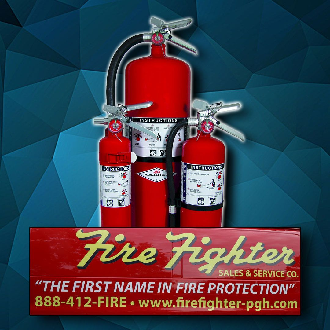 Fire Fighter Sales and Service Company is your local