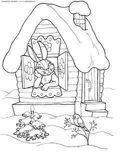 герои сказок раскраски для детей: 19 тыс изображений ...