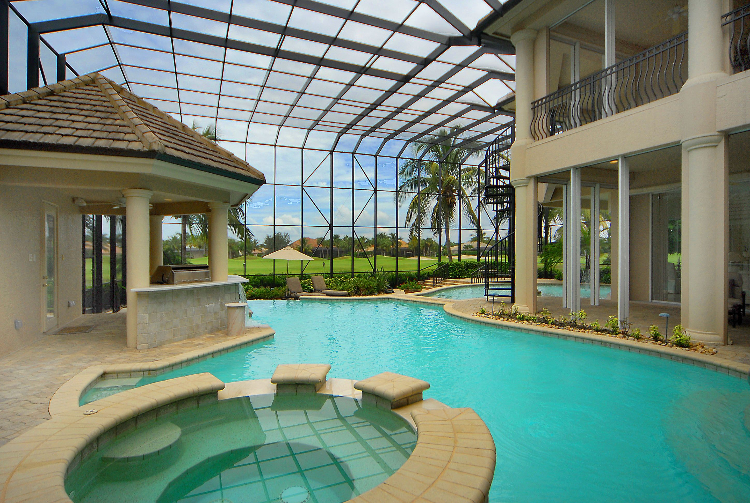 Luxury Naples Golf Community  Grey Oaks Living At Its