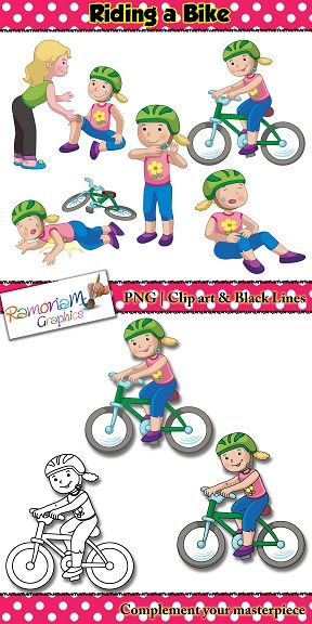 Sequencing Clip Art Clip Art Art Show Bike Ride