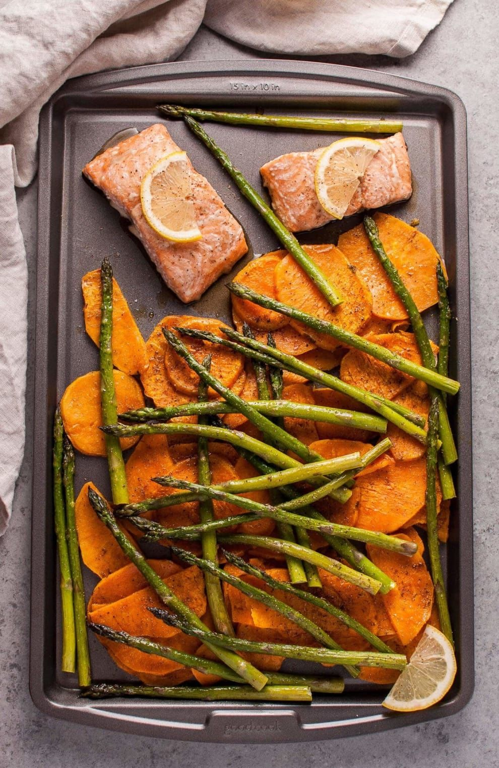 Photo of 18 great dishes to cook on a single baking sheet