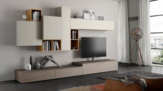 mobili per un soggiorno moderno | mobili | Pinterest | Decoration