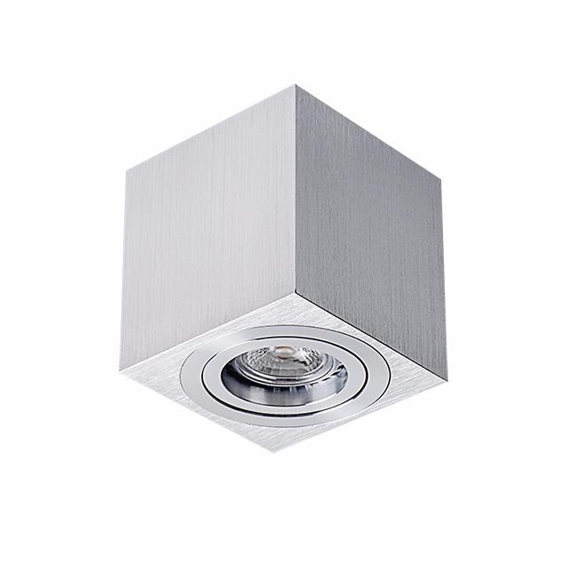Opbouwspot kantelbaar vierkant Duce-I (LED-verlichting LED-spots LED ...