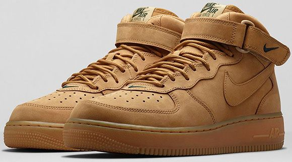 ForceBasket 1 Montante Force Air Nike WheatsSneakers Et QCrxBtshdo