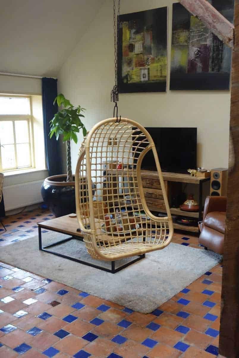 Hangstoel Rotan Buiten.Op Zoek Naar Leuke En Betaalbare Rotan Hangstoelen Voor Binnen En