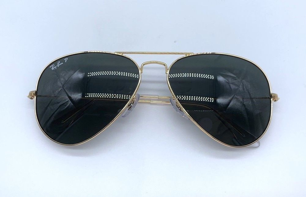 ray ban aviator pilot model 3025