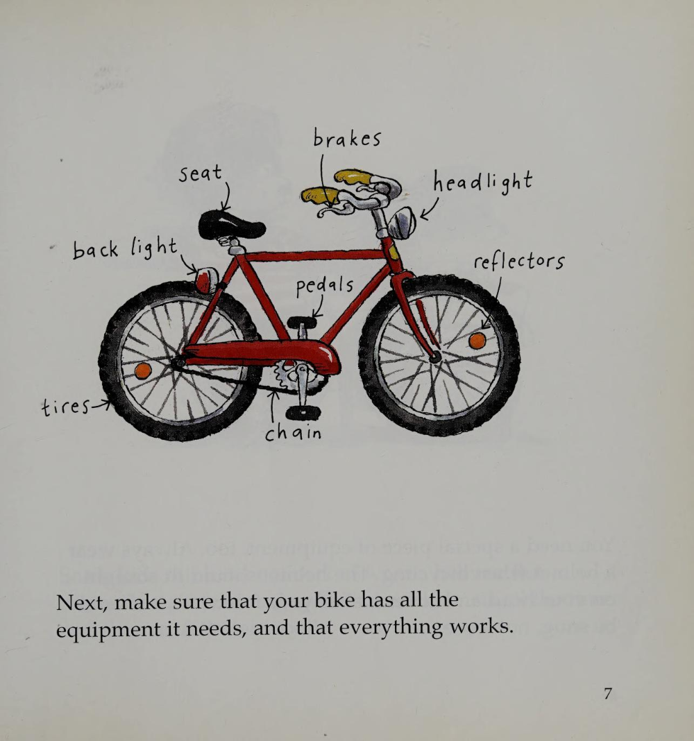 Bicycle safety : Loewen, Nancy, 1964- : Free Download