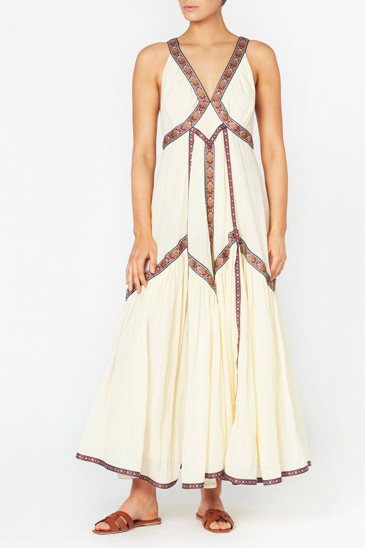 Tigerlily Womens Aymara Sleeveless Dress Pale Lemon Grecian Style Maxi Dress Dresses Style Maxi Dress