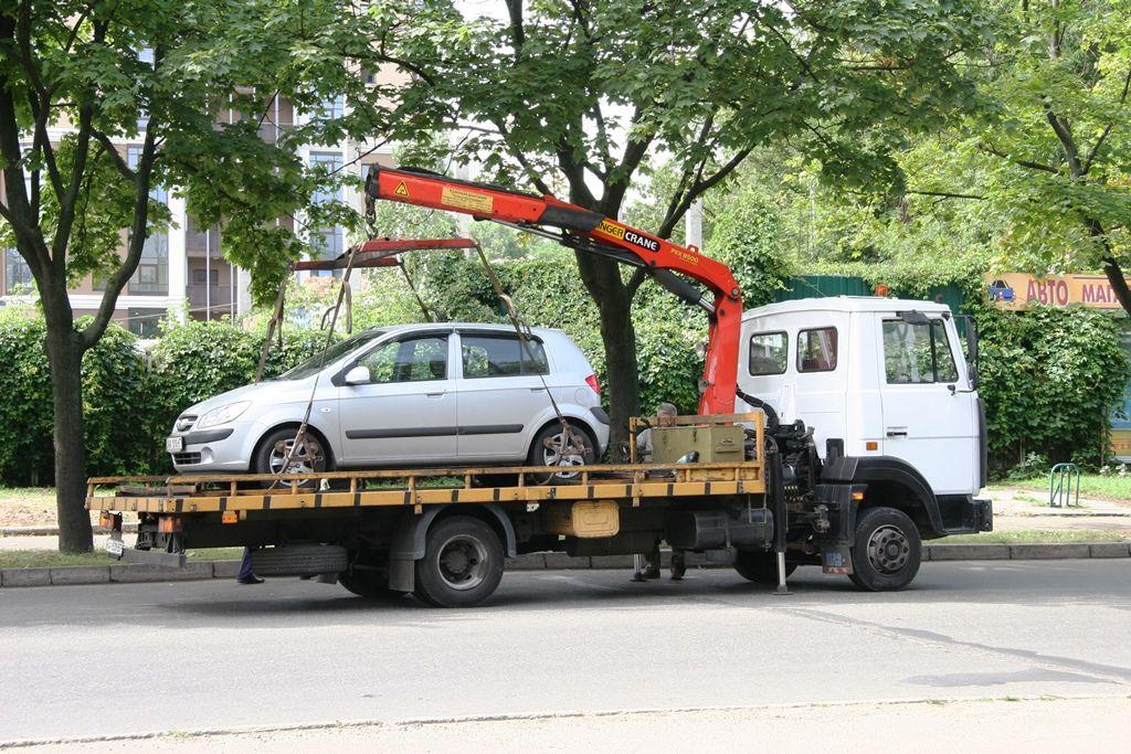 «Героев парковки» начнут эвакуировать!