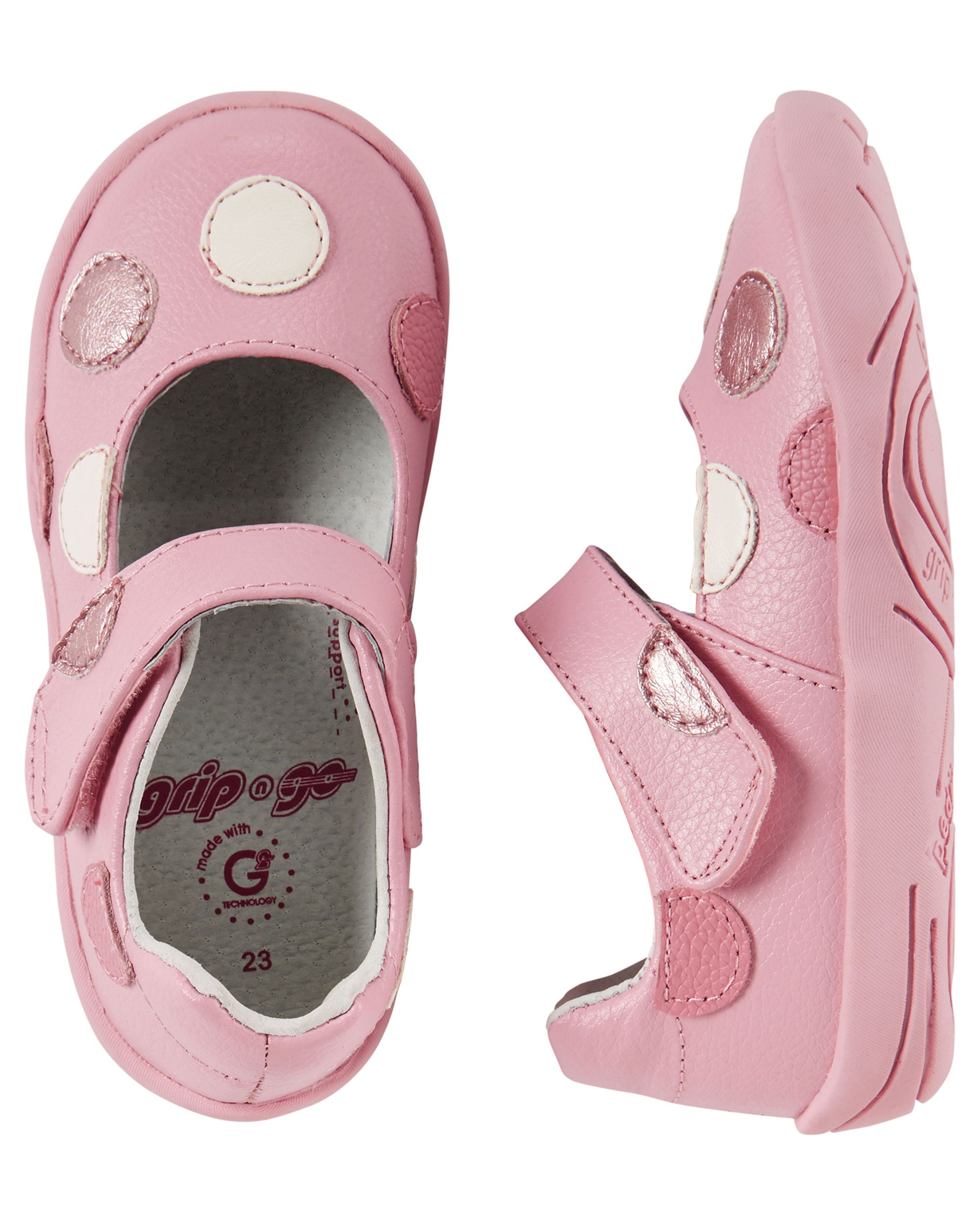 Pediped Grip n Go Giselle Mid Pink