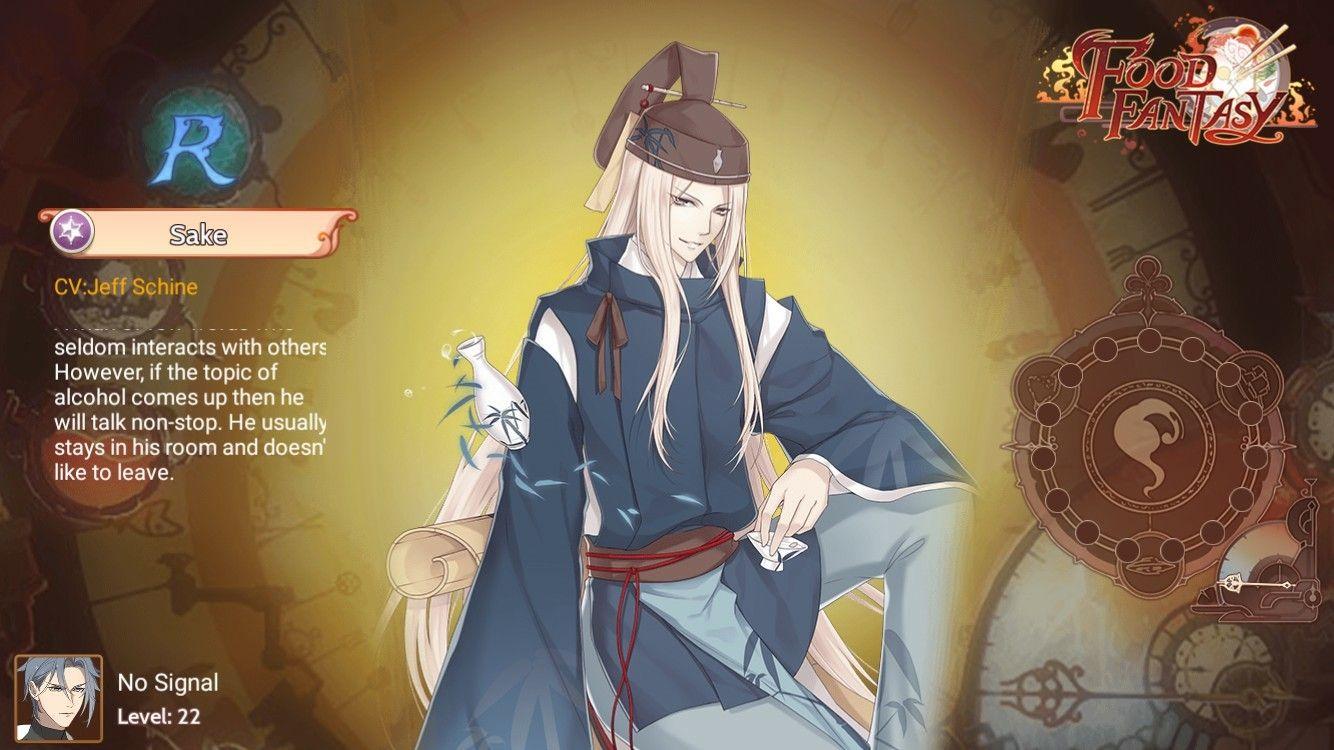FoodFantasy Anime, Food fantasy, Zelda characters