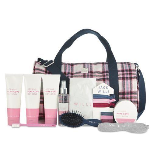 6ecbbd8848 Buy Jack Wills Weekend Bag Gift Set | Christmas Gift - Boots ...
