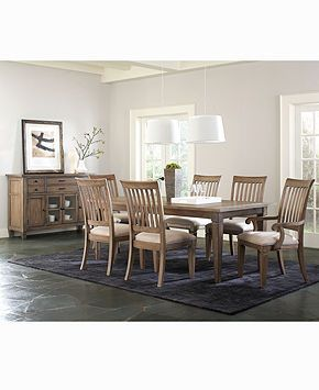 Scottsdale Dining Room Furniture Collection Dining Room Furniture