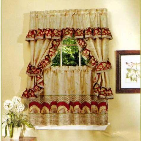 Great Kitchen Curtains Styles
