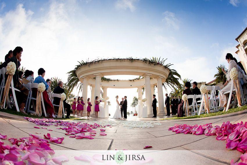 St Regis Monarch Beach Dana Point Wedding