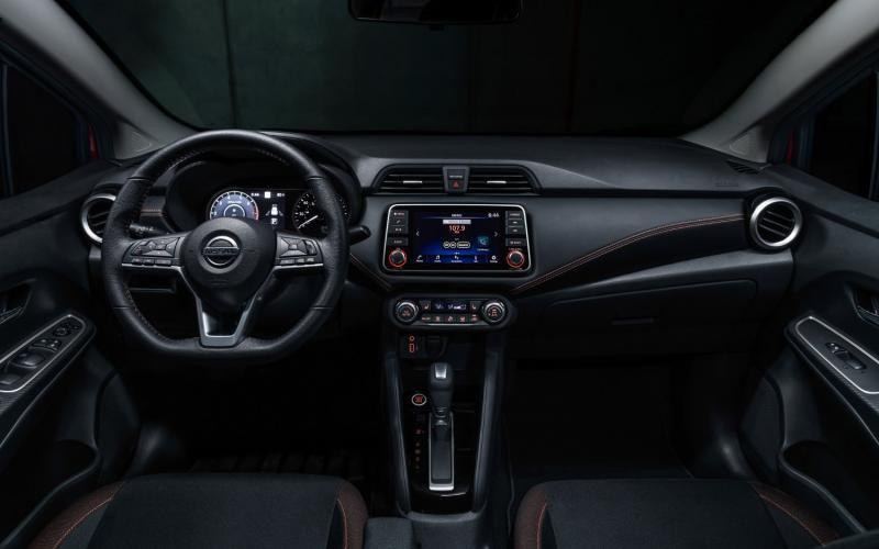 Nissan Versa Sr 2020 Nissan Versa Nissan Nissan Almera