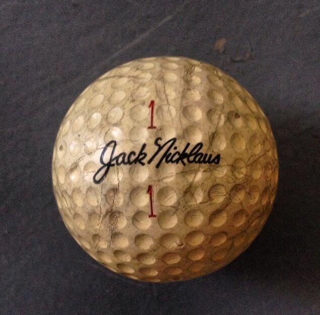 Such An Awesome Golf Ball Golf Rules Golf Ball Vintage Golf