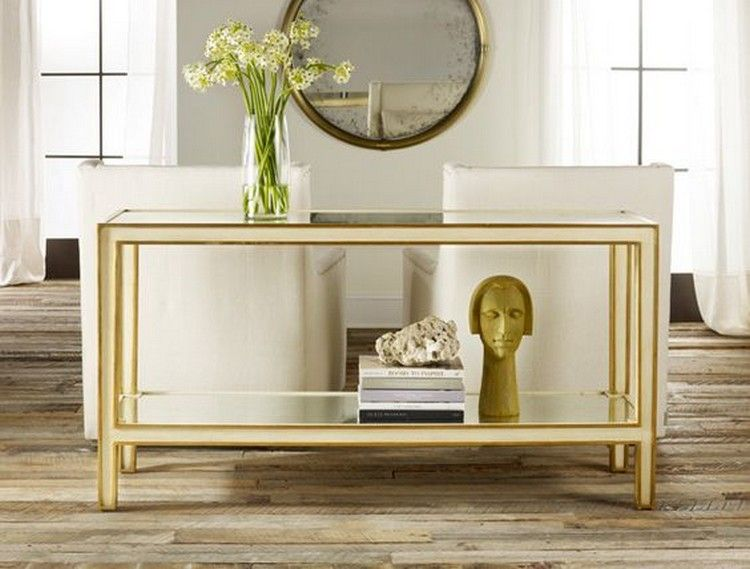 For bedroom decor the best console tables are elegant, sophisticated and simple. Great design always helps when choose the right piece. | www.modernconsoletables.net | #modernconsoletables #consoletable #furnitureinspiration