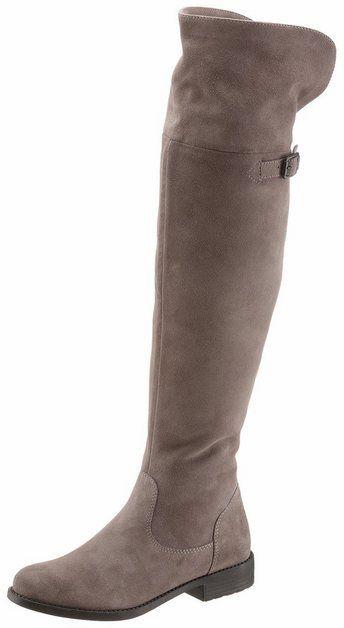 Overkneestiefel mit Schaft zum Umschlagen | Overknee boots