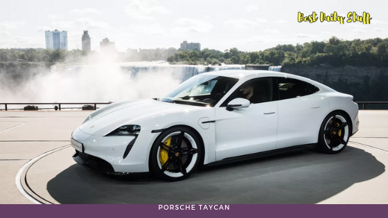 2020 Porsche Taycan Power Price First Electric Car Electric Sports Car