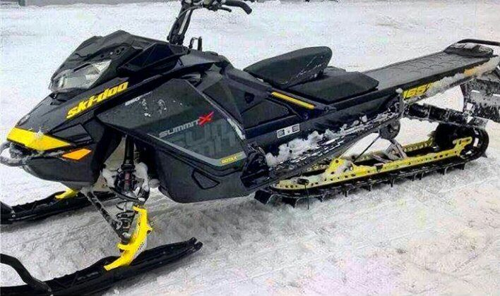 Luxury 2016 Ski Doo Summit