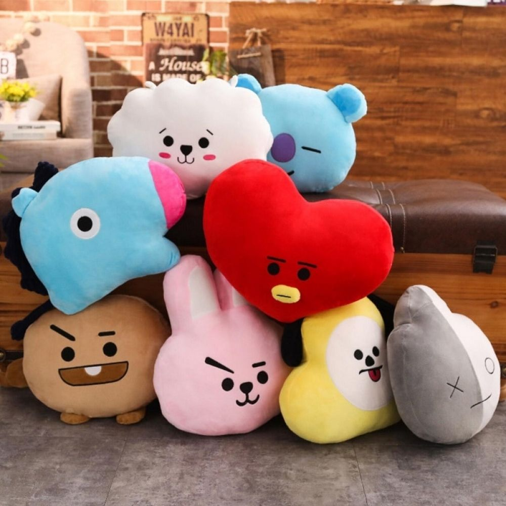 Soft Pencil Pillow Plush Toy Stuffed Doll Cushions Home Bedroom Sofa Decor Gift