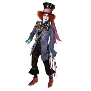Barbie: Tim Burton's Alice In Wonderland Mad Hatter Doll