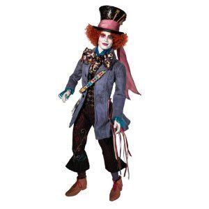 Barbie: Tim Burton's Alice In Wonderland Mad Hatter Doll