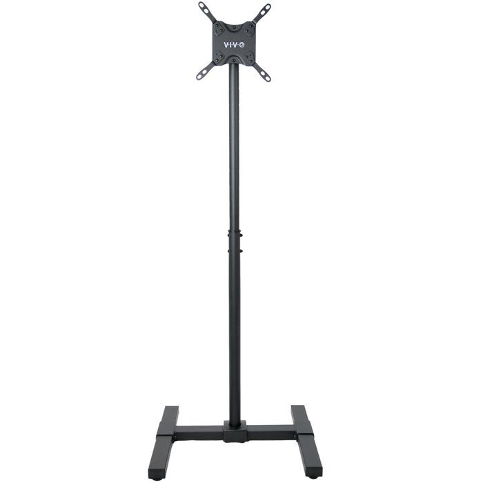 Black Tilt Floor Stand Mount for 33