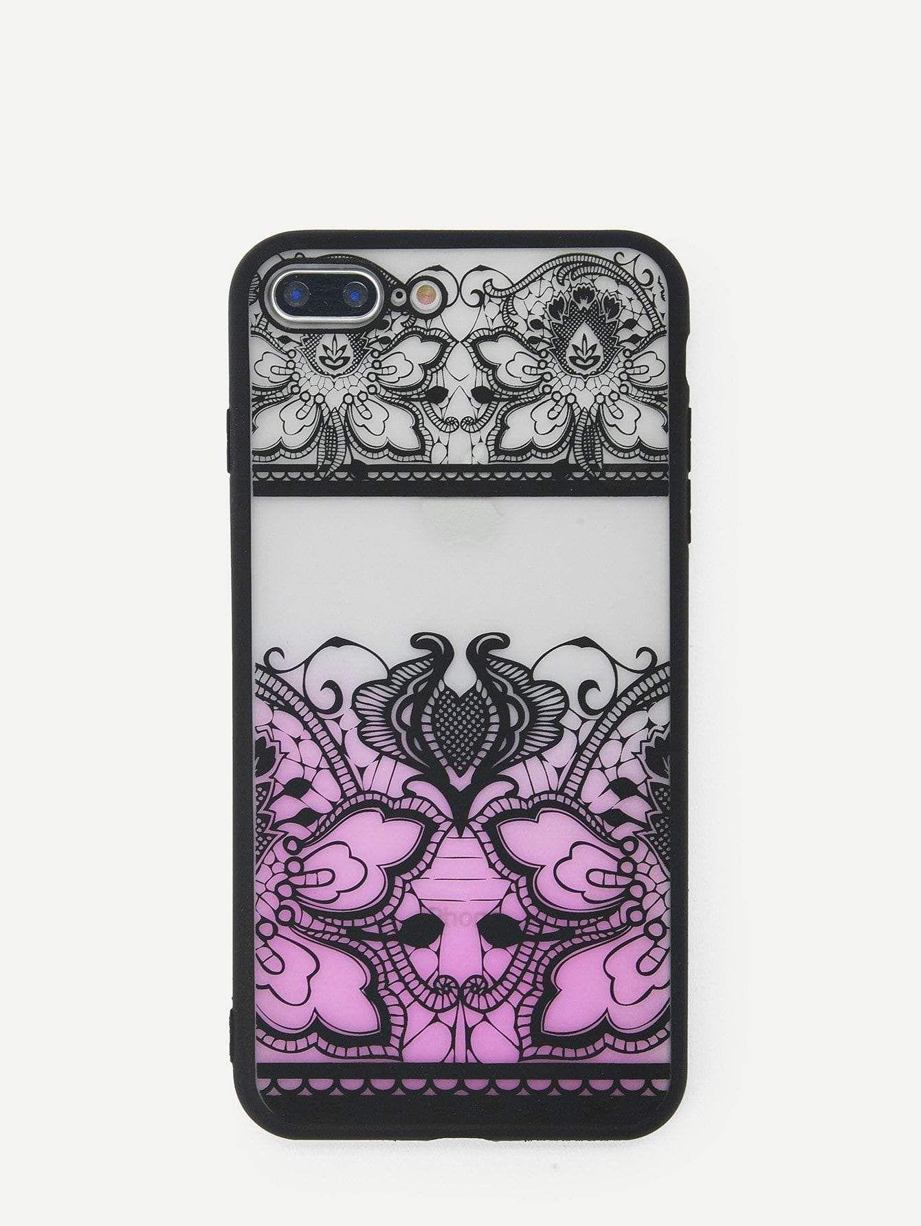 Butterfly pattern iphone case pattern iphone case