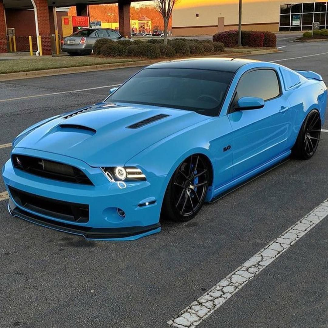 4,855 Likes, 31 Comments - Mustangs (@mustangsaddiction) on ...