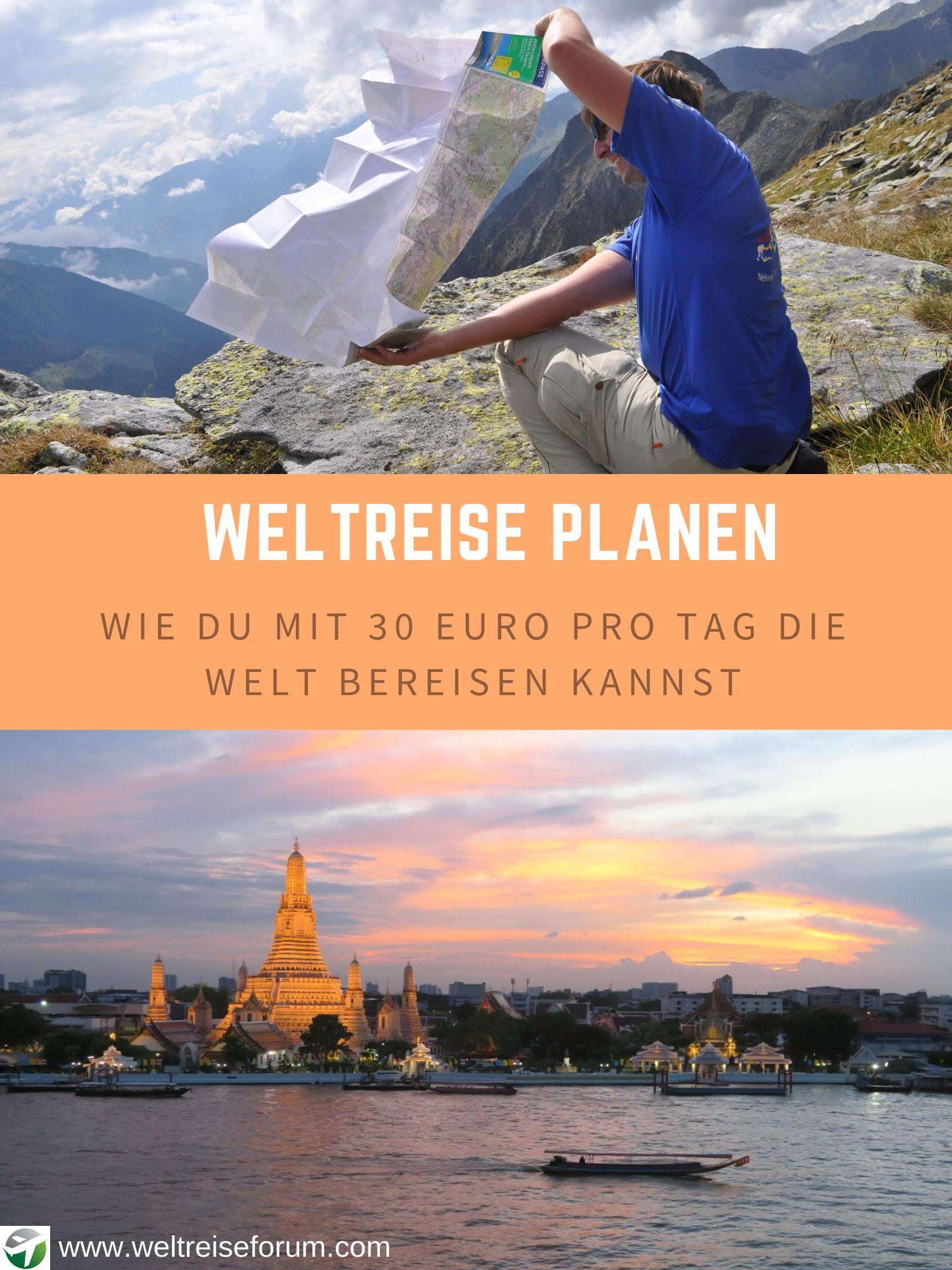 Weltreise Mit Wenig Geld