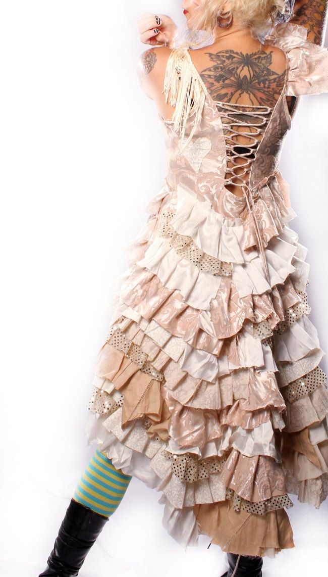 images about upcycle-dresses Upcycled