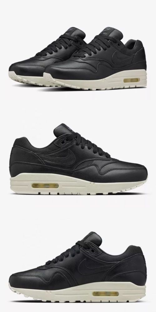 new style e0a4d 041b5 Athletic 95672  Women S Nike Air Max 1 Pinnacle Running Shoes Leather Sz  8.5 Us