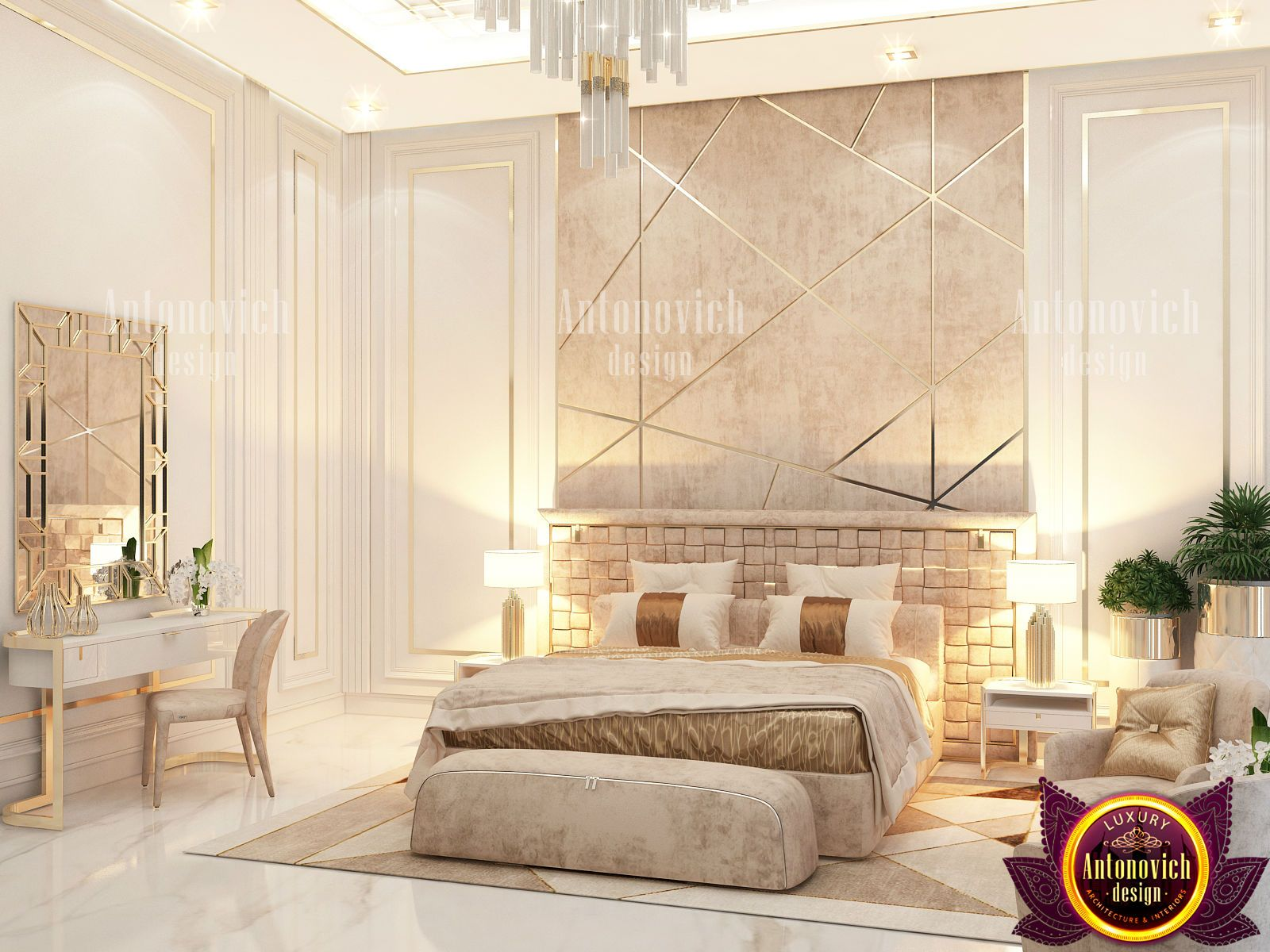 Best Modern Style Of Bedroom Interior Tends To Minimalism But 400 x 300