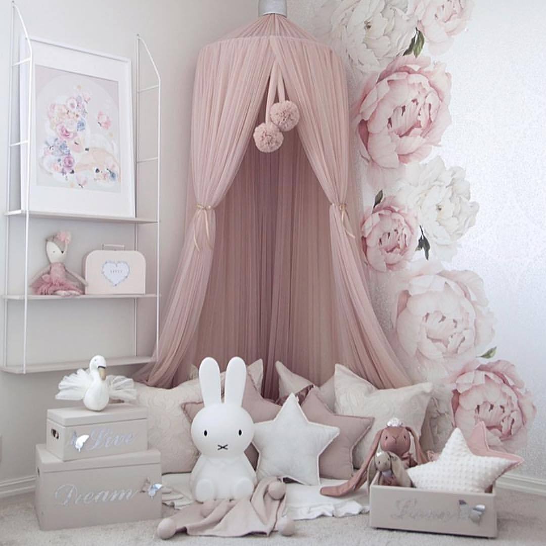 So cute by @ma house Kinderzimmer in Pastel rosa grau mint is part of Baby room themes -