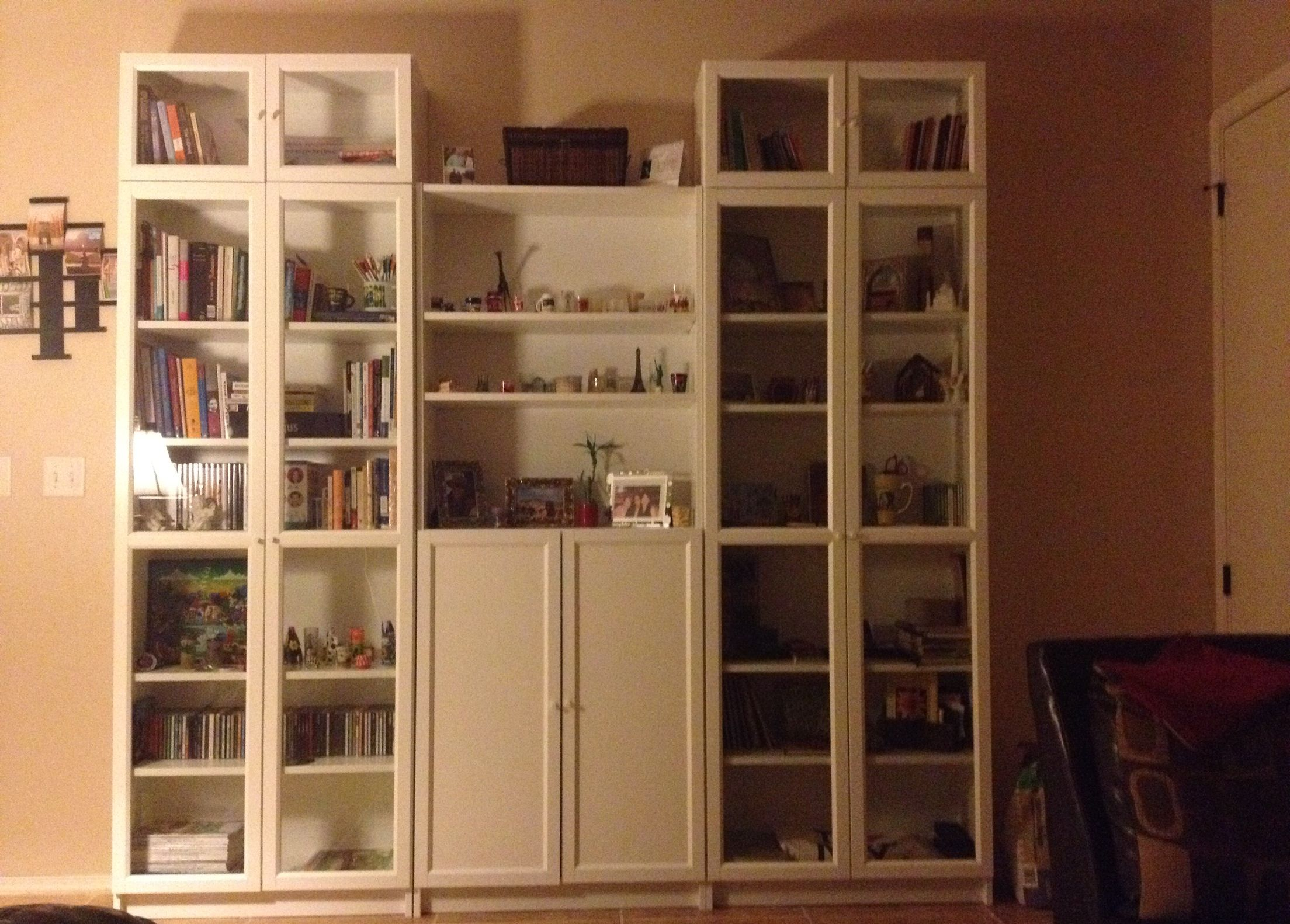 Ikea billy   Ikea billy, Ikea billy bookcase, Billy bookcase