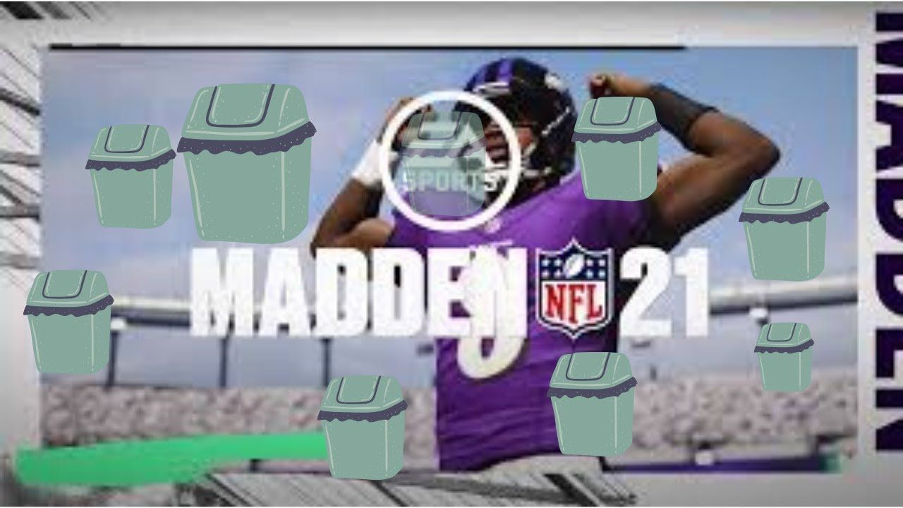 MY REACTION TO MADDEN 21!!!