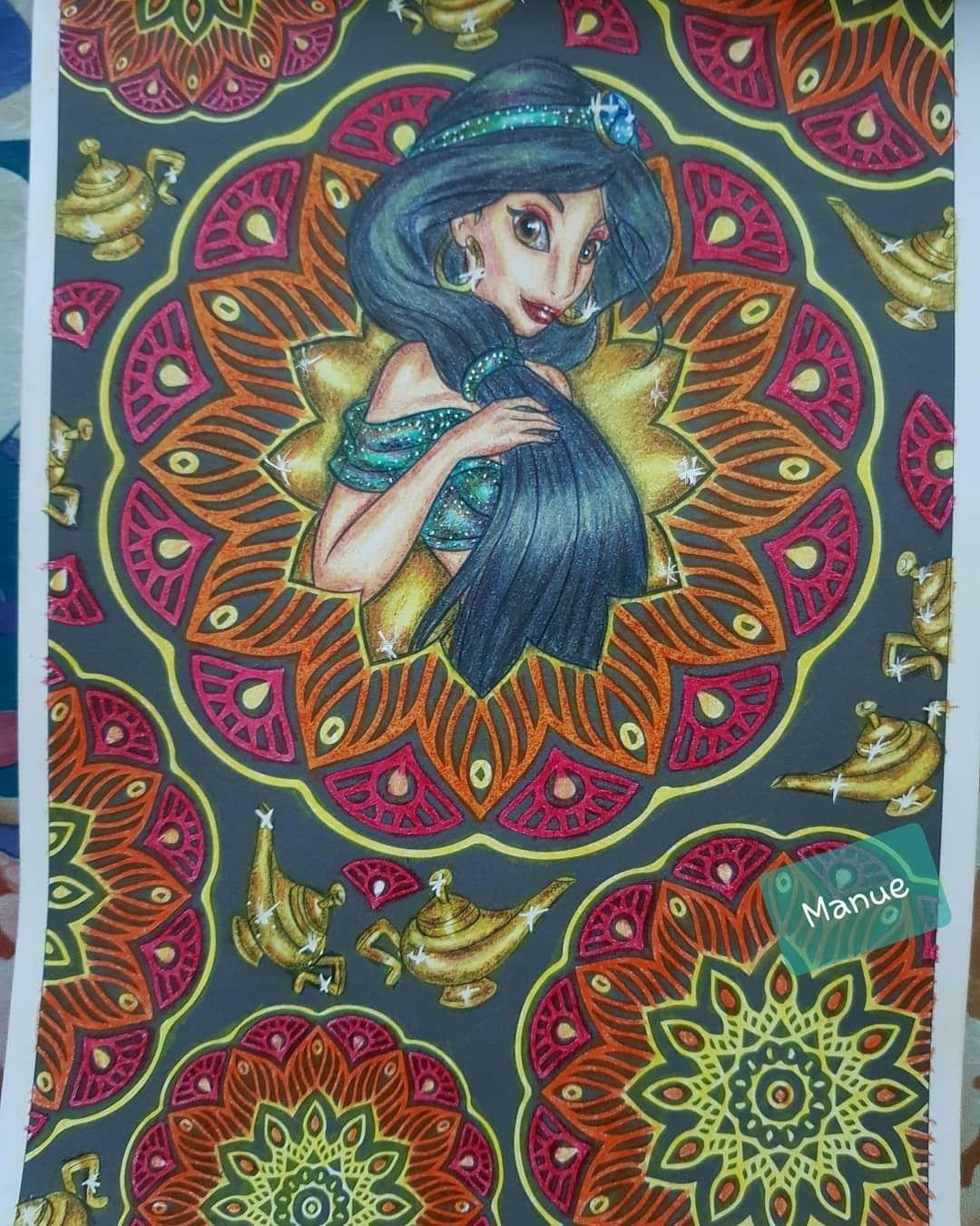 Du Petit Bloc Princesses Entierement Realise Aux Crayons De