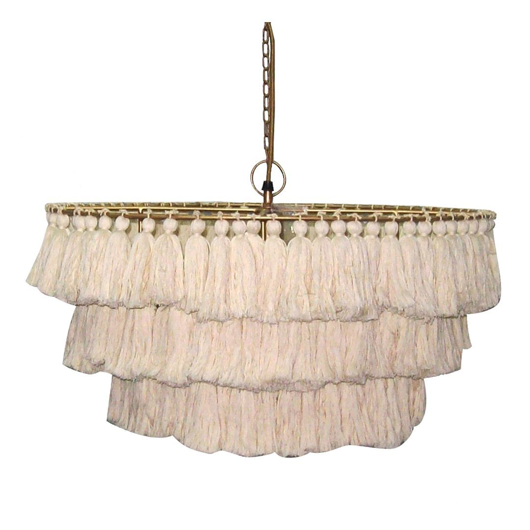 Fela tassel chandelier nursery chandelier chandeliers and nursery if youve been looking for the perfect nursery chandelier look no further aloadofball Image collections