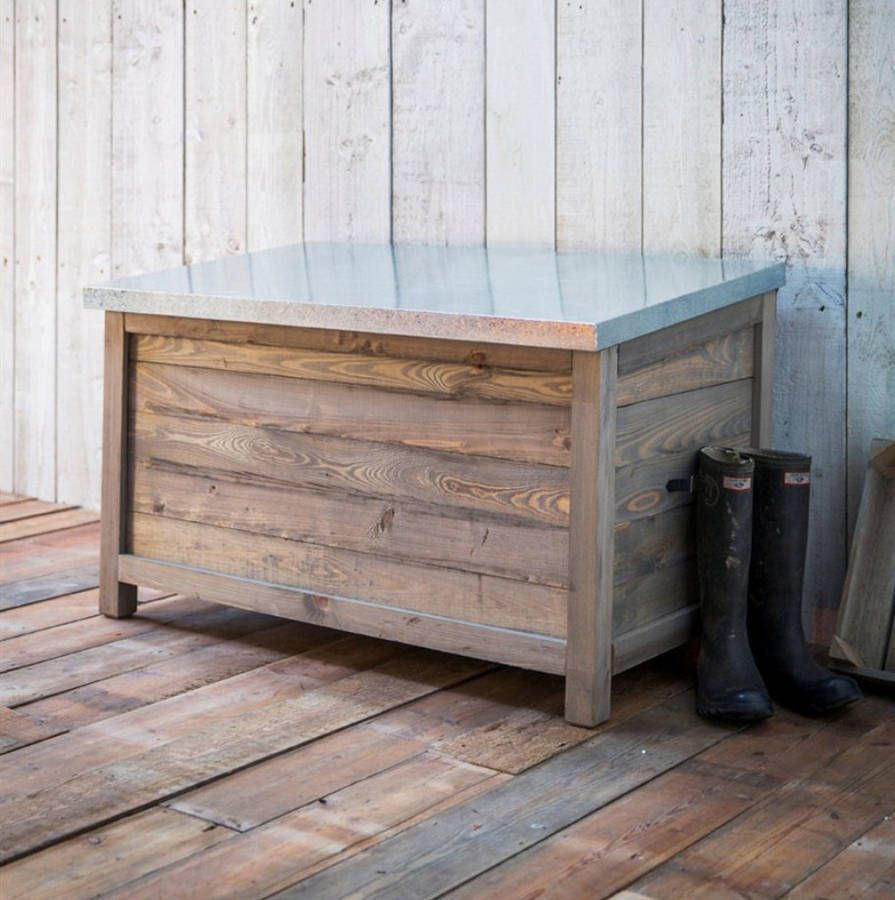 A Large Storage Box Suitable For Use In The Home Or Garden.The Garden  Trading